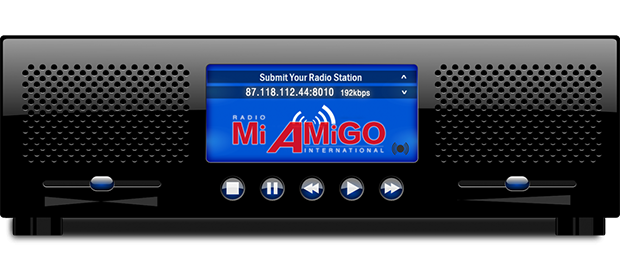 IP-player Radio Mi Amigo International